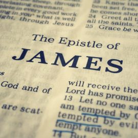 Hold Your Tongue! – James 3:1-5